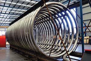 metal rolling steel