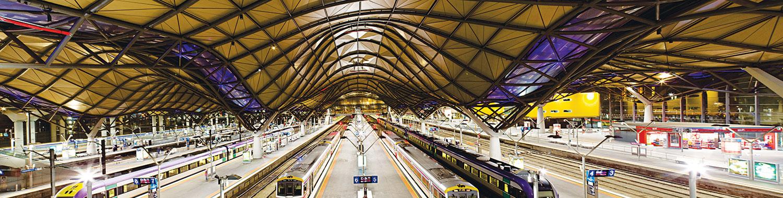 Southern-Cross-Station-steel-bending-rolling