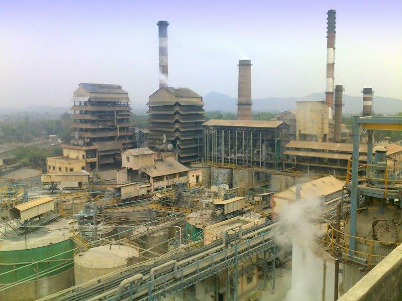 JK Paper India paper mill