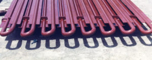 economiser elements steel bending rolling power