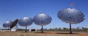 renewable energy steel solar thermal power bending