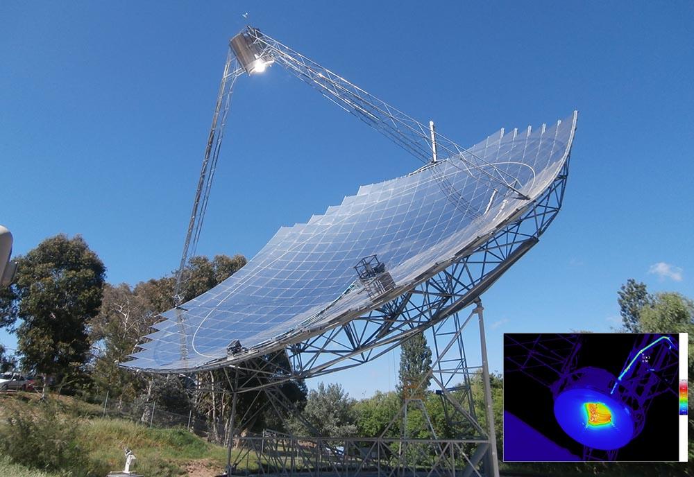 ANU-solar-thermal-receiver