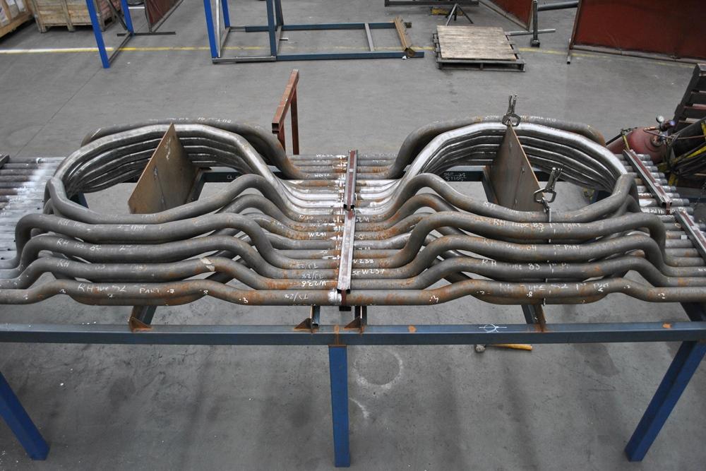 Boiler-light-up-burners-under-manufacture