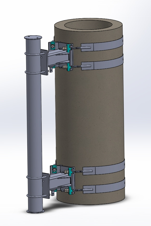 Headframe-Parabolic-antenna-Pole-OSD325